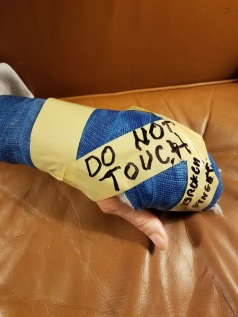 do not touch 1